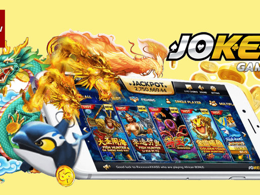 Panduan Memainkan Joker388 Lucky Streak QQSlot di QQRoyal