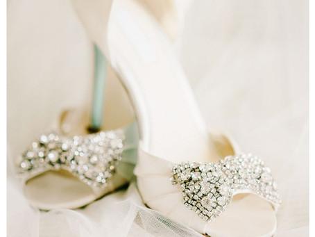 Dicas para você escolher o melhor sapato para o seu grande dia!