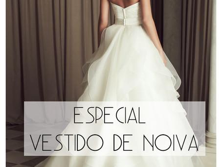 Vestidos de noiva: como escolher o modelo perfeito