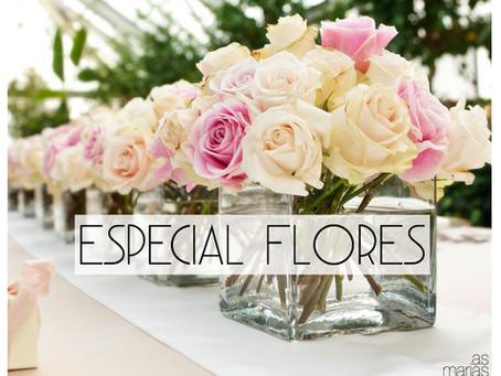As estrelas do casamento: Flores