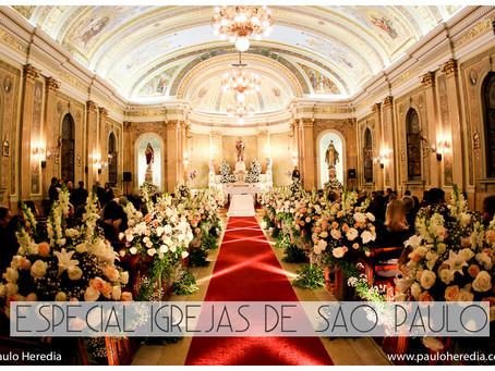 Especial Igrejas de São Paulo