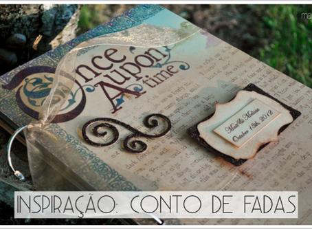 Dos livros para o altar: Casamentos inspirados em Contos de Fadas
