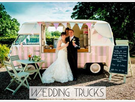 Das ruas para os casamentos: Especial Food Trucks