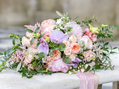 WILL YOUR FAVOURITE FLOWER BE IN SEASON FOR YOUR WEDDING DAY?