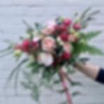 New Malden Wedding Bouquet