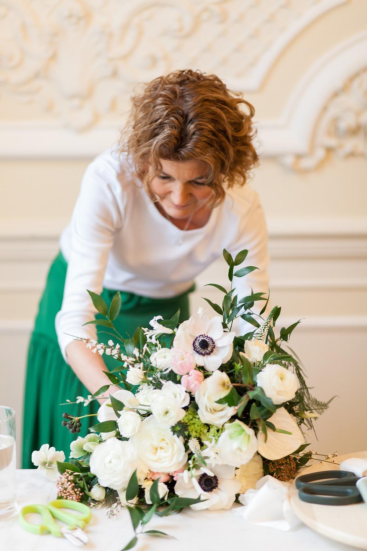 Bridal Bouquet Johanna Pedrick Flowers