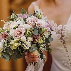 Sonia's bouquet a dreamy romantic palett
