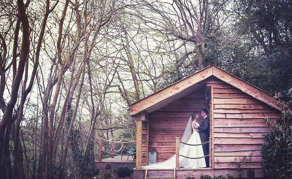 Wedding Night Hideaway at Millbridge Court