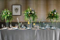 tall vase arrangements