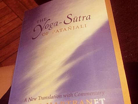 Prøver at forstå yoga-sutra