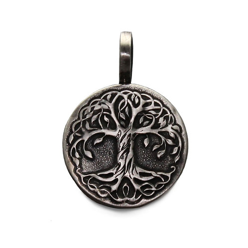 Tree Of Life ~ Fine Silver