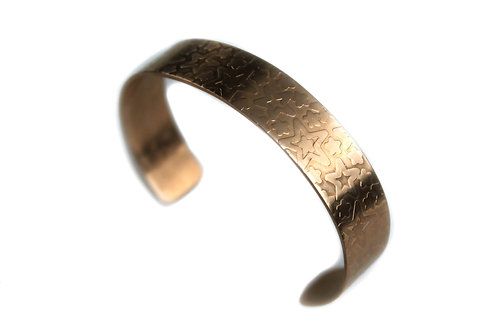 Star Bright Cuff ~ Bronze