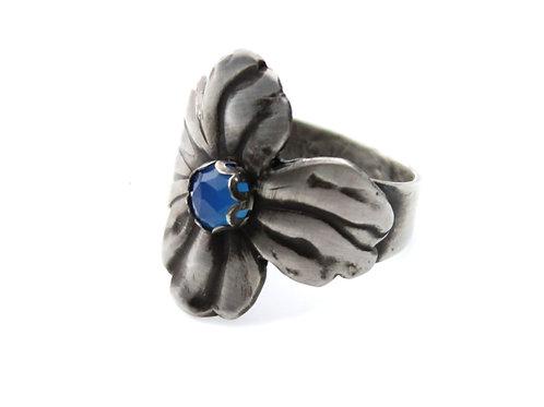 Flower ~ Sterling Silver