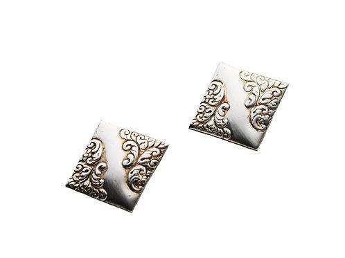 Elegant Baroque ~ Sterling Silver