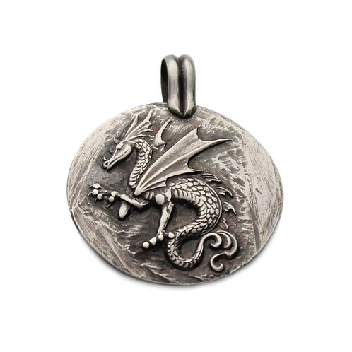 Dragon ~ Sterling Silver