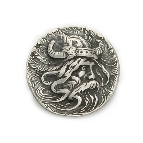 Viking ~ Sterling Silver