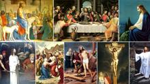 Acompanhemos Jesus: o Guia da Semana Santa, dia por dia