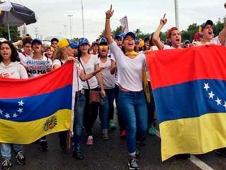 """""""Em nome de Deus, chega de repressão!"""", clama presidente do Episcopado Venezuelano"""