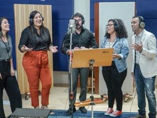 Cantores católicos gravam versão em português do Hino da JMJ 2019