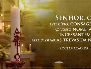 Os símbolos do Sábado Santo