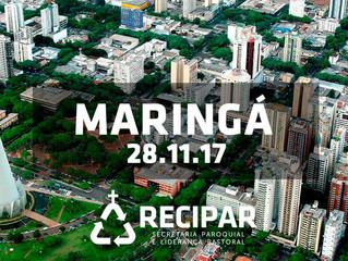 Secretários paroquiais da região de Maringá-PR terão evento exclusivo