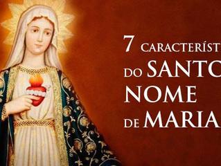 7 características do Santíssimo Nome de Maria explicadas pelos santos