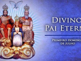Igreja no Brasil celebra hoje a maior festa do mundo ao Divino Pai Eterno