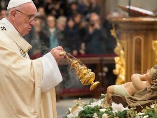 Papa na Epifania: para encontrar Jesus é preciso pôr-se a caminho, sempre e sem cessar