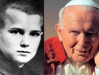 Em um dia como hoje, há 97 anos, nasceu São João Paulo II