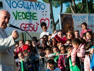 Papa Francisco visitará paróquia em um bairro de Roma majoritariamente comunista