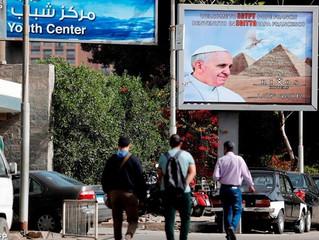"Dom Edgard Madi: ""O Papa no Egito abraça todo Oriente Médio"""