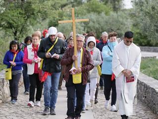 """Testemunhos em Fátima: Viemos """"porque o coração te leva onde Deus manda"""""""