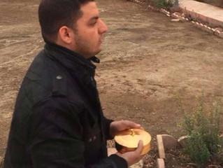 Seminarista que salvou Eucaristia do ISIS volta ao local com o Santíssimo como sacerdote