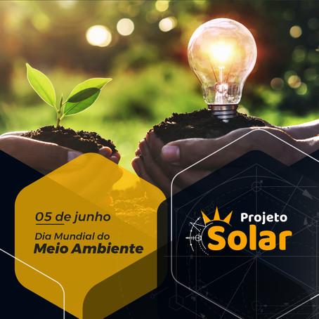 Energia Solar e Meio Ambiente, uma parceria que deu certo!