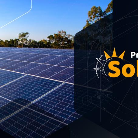 Energia solar mais perto do que você imagina.