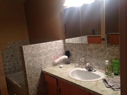 Lower Mission Bathroom Reno