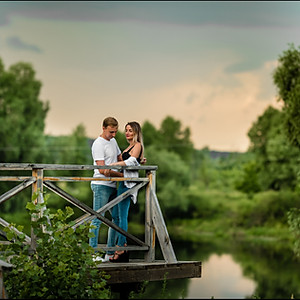 Дмитрий и Валентина