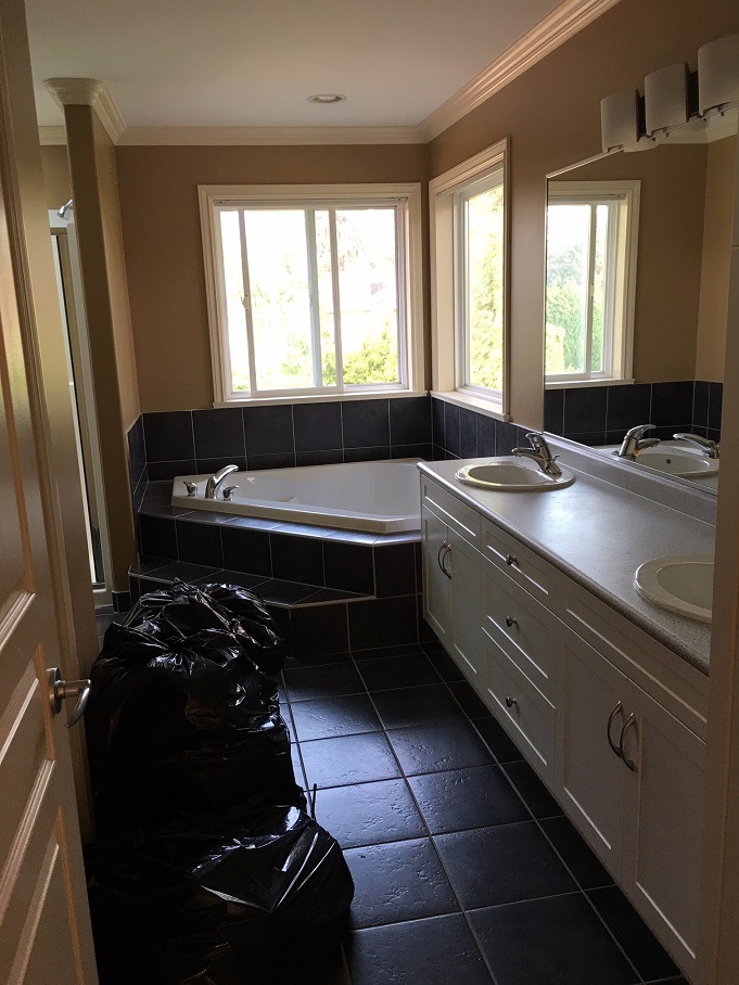 Master Ensuite Before 1