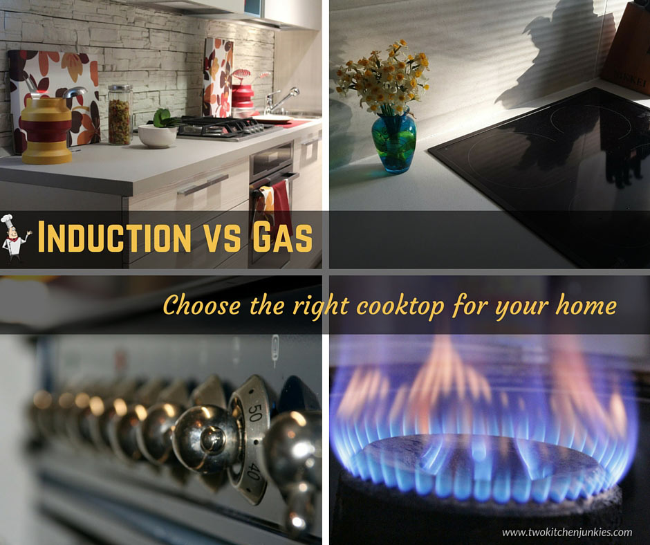 Induction vs. Gas