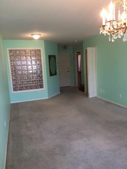 Living Room Befre 1