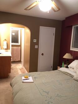 Bathroom-Bedroom Before 1