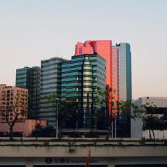 Skyscrapers of dawn