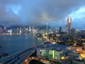 Hong Kong - city of cities