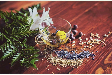 Plantes medicinales Infusions BeNow Suisse