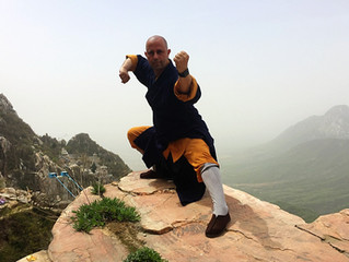 Shaolin Kung fu 10 Commandments
