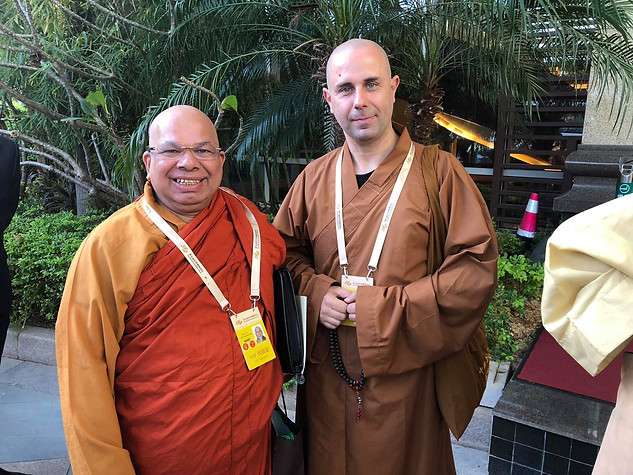 5th World Buddhist Forum