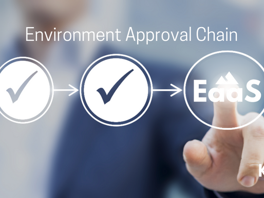 New from KENV EaaS - Environment Approval Chain