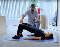 Lower back exercises I progression