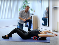 Foam rolling for mid back | Thoracic mobility