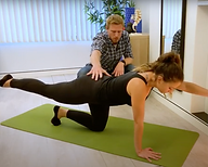 Core stability and core strength